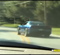 Corvette Drift Fail