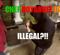 Buying Illegal Ravioli